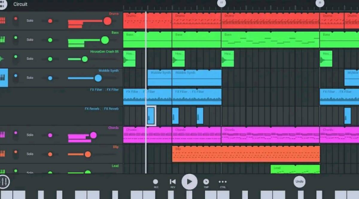 FL Studio, GarageBand, BandLab, ASR voice recorder, Dolby On, Voloco, best music apps, Music apps android, Best daws iOS, music production mobile,
