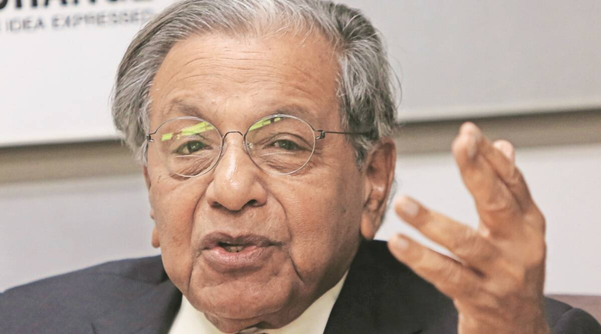 Institute of Economic Growth, private investment, NK Singh, economy news, indian express