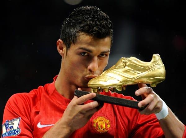 Ronaldo, ManU