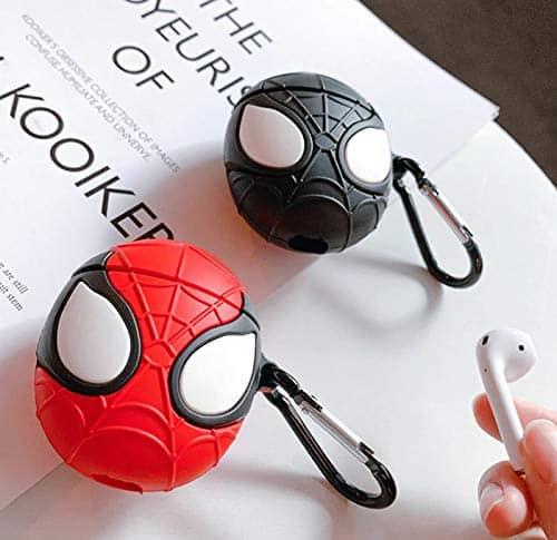 Spiderman Apple AirPods case