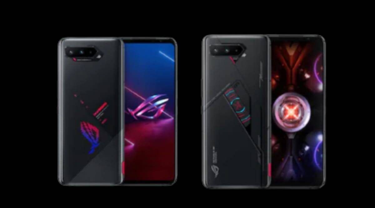 ROG Phone 5S, ROG Phone 5S Pro, ROG Phone 5S launch, ROG Phone 5S Pro specs, ROG Phone 5S price, ROG Phone 5S Pro features,