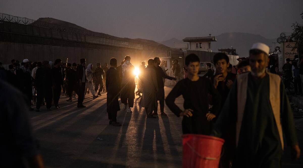 Kabul, Kabul attack, Afghan Taliban, Afghanistan crisis, A journey through Kabul, Evacuation from Kabul, world news, Indian express