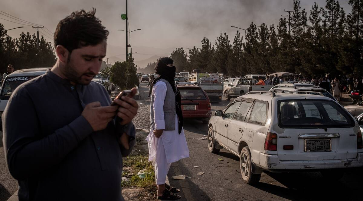 Americans in Afghanistan, Taliban Afghanistan, US troops in Afghanistan, US withdrawal from Afghanistan, world news, Indian express