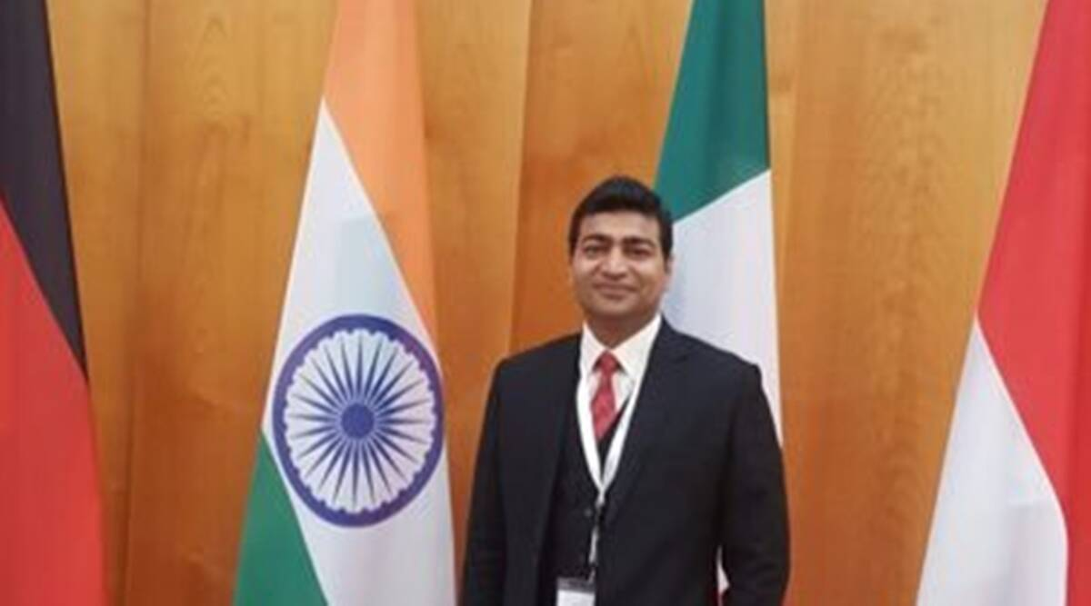 Abhay Kumar Singh, Ministry of Cooperation