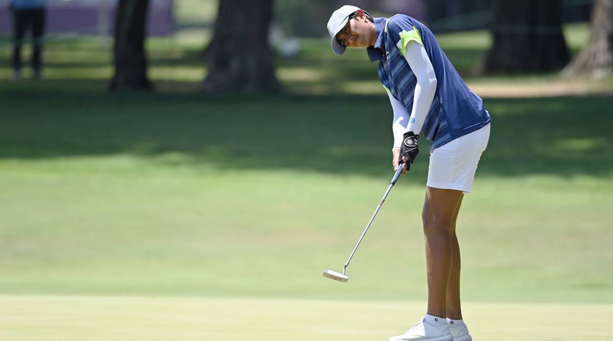 Tokyo 2020: Aditi Ashok on verge of historic, and unexpected, medal    Olympics News,The Indian Express