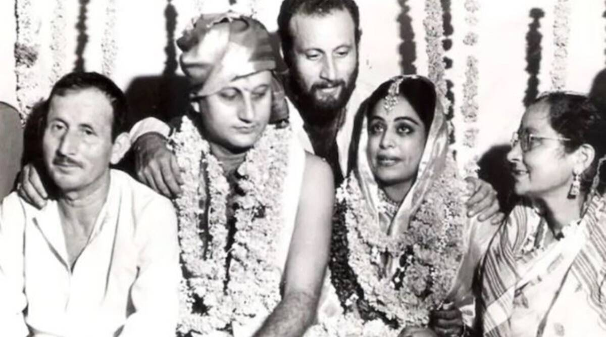 Anupam Kher wishes wife Kirron Kher a happy 36th wedding anniversary