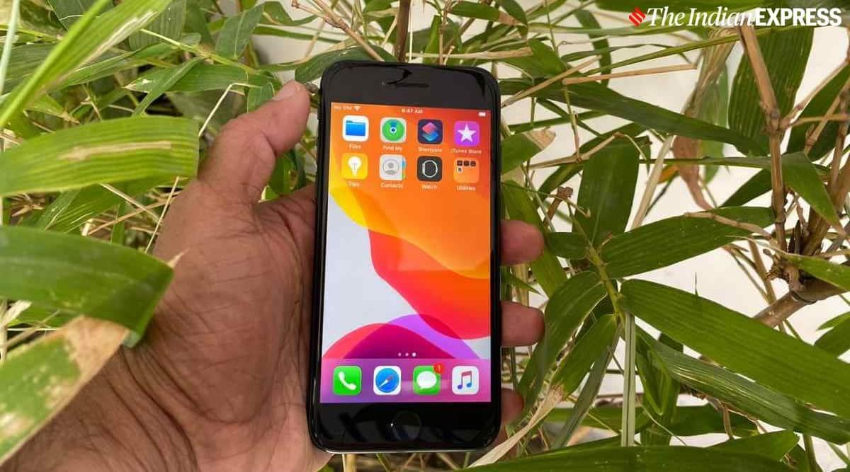 Apple iPhone SE, iPhone SE,