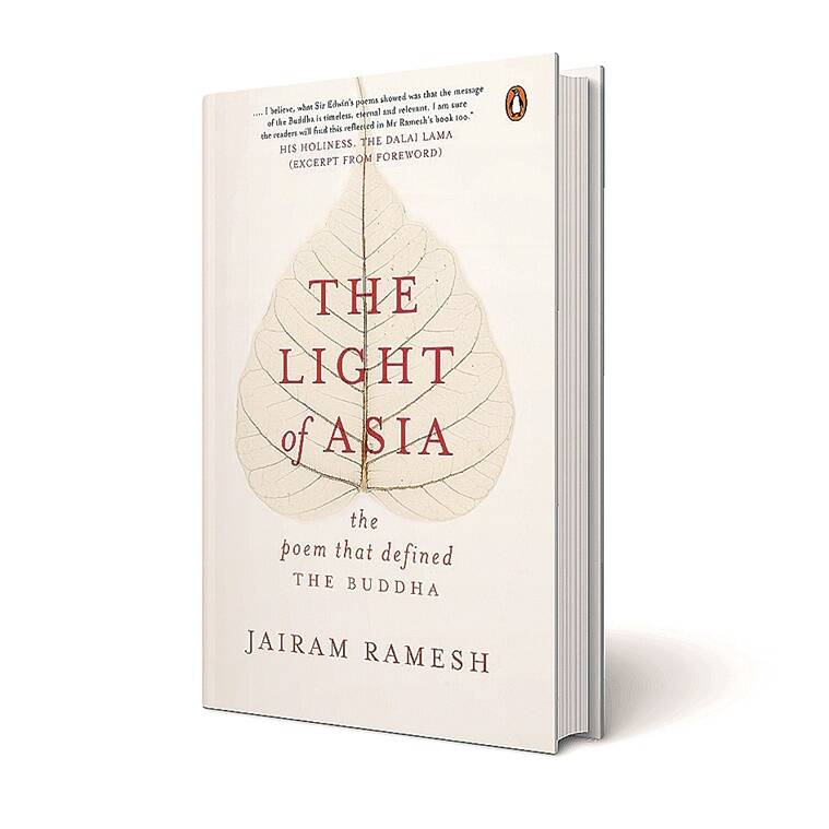 The Light of Asia book cover