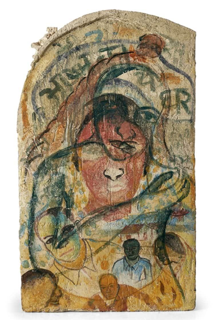 Bhupen Khakhar, Bhupen Khakhar artworks