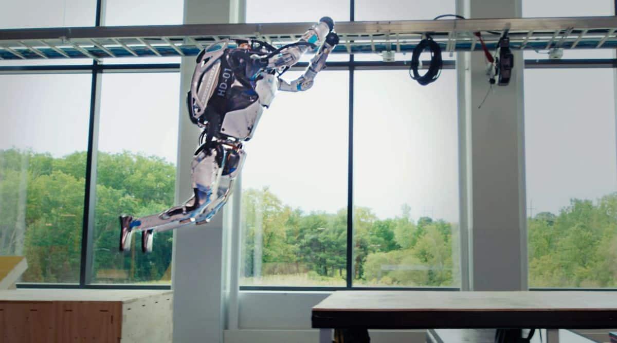 Boston Dynamics Atlas, Boston Dynamics,