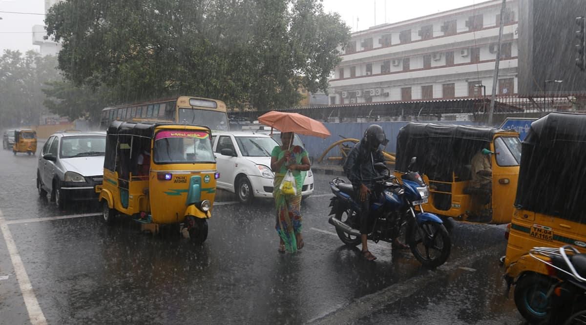 Chennai rain, Chennai rainfall, Chennai