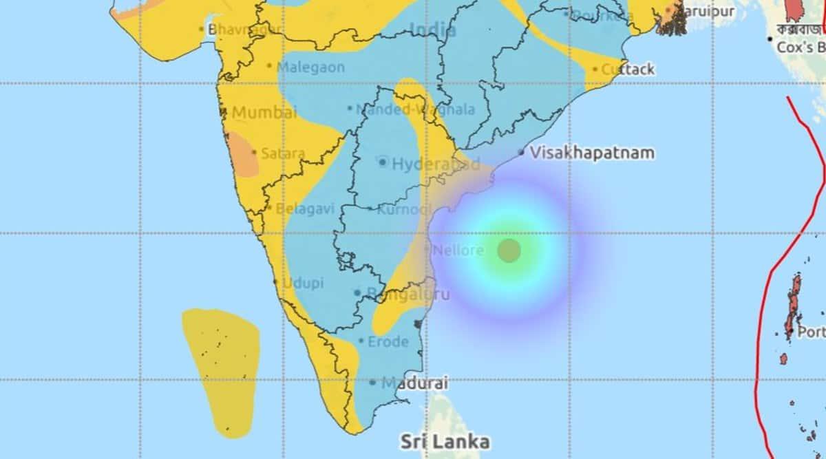 Mild tremors felt in Chennai as 5.1 magnitude quake hits Bay of Bengal, no tsunami threat