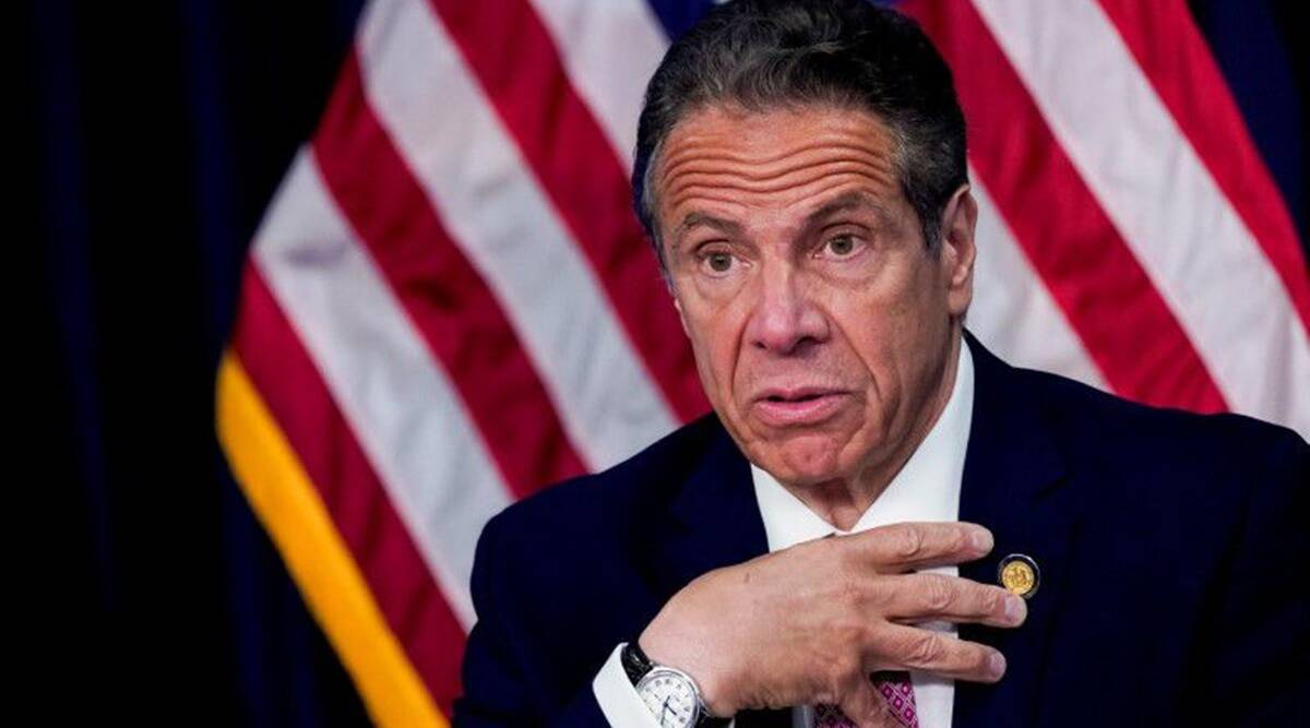 Andrew Cuomo, Andrew Cuomo sexual harassment scandal, Brittany Commisso, new york state governor, joe biden,