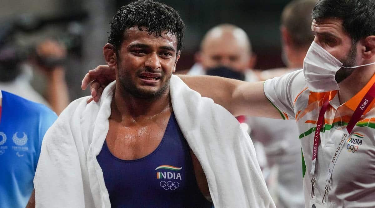 Deepak Punia coach, Murad Gaidarov, Deepak Punia bronze medal match, tokyo olympics