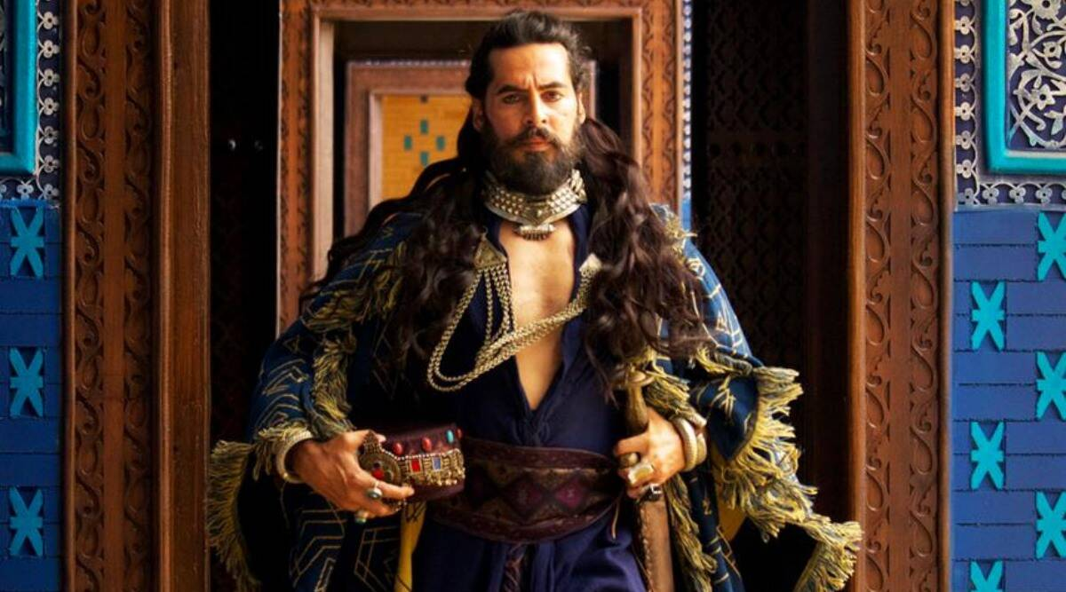 Dino Morea on playing anti-hero Shaybani Khan in The Empire: 'Had to bring out animal instincts of the character' | Entertainment News,The Indian Express