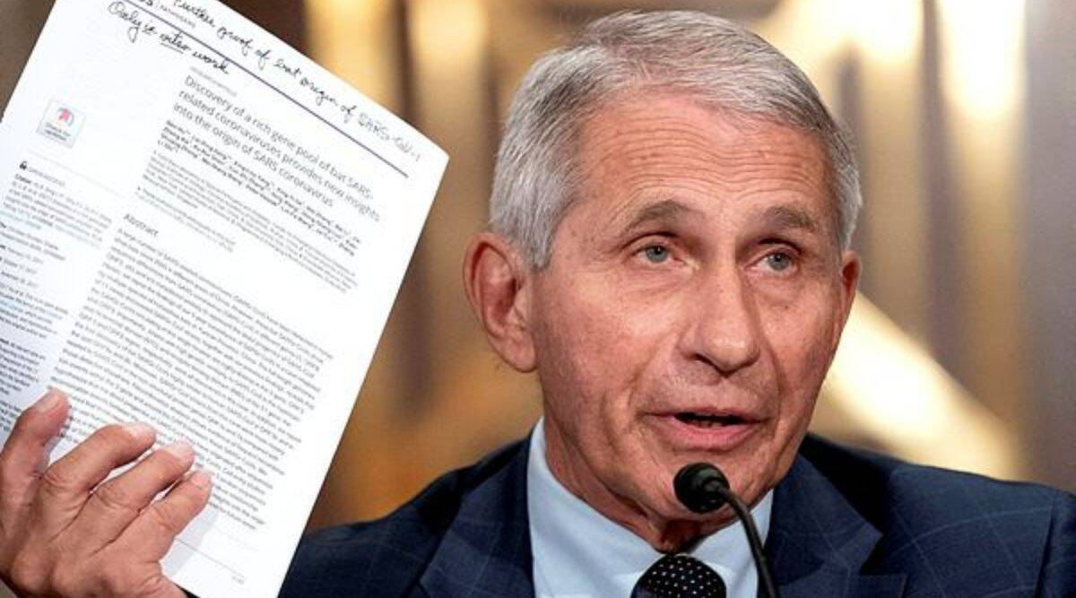 Dr. Anthony Fauci US lockdown