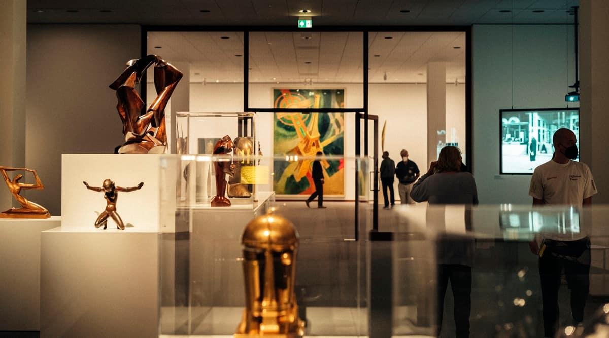 Neue Nationalgalerie, Berlin museum