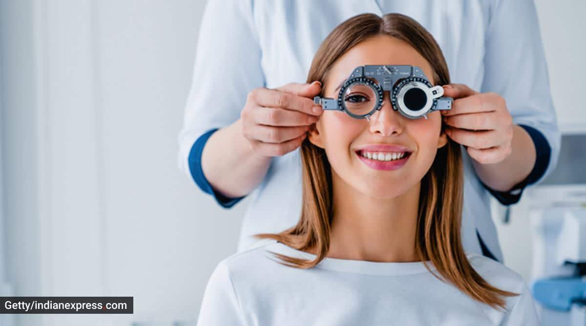 eye health, eyesight, how to improve eyesight, foods to improve eye health, delicious and healthy dips, cataracts, macular degeneration, indian express news