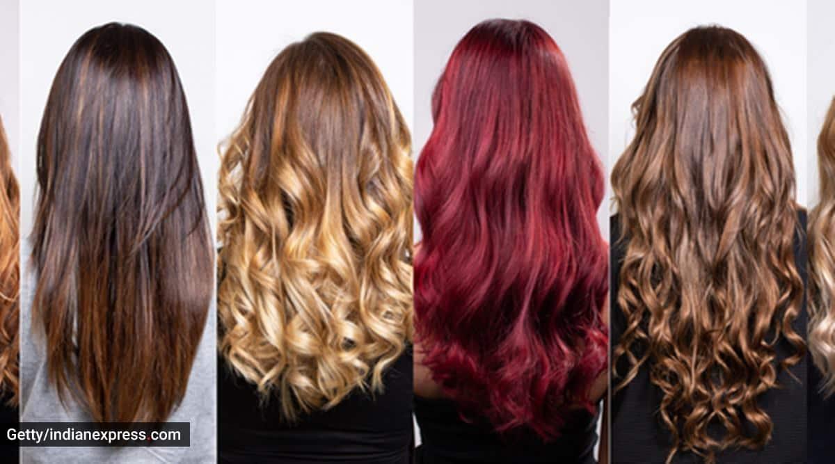 hairstyles, hair colour, hair colour trends, hair colours for the festive season, hairstyles for the festive season, festive season looks, festive season trends, indian express news