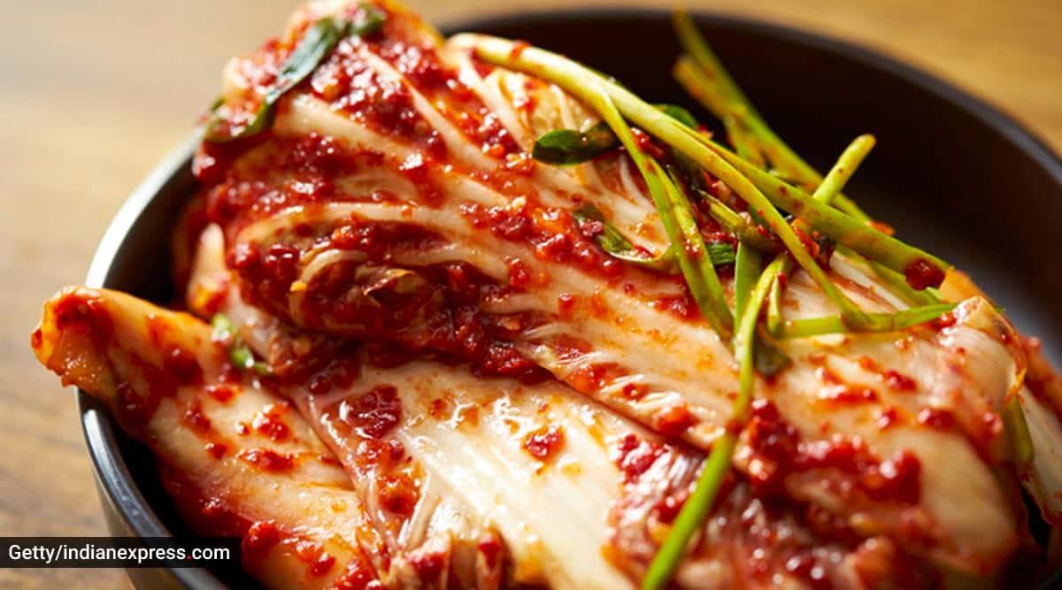 kimchi, South Korean dish kimchi, China, Chinese dish pao cai, kimchi name change, South Korea vs China, food war, politics of food, indian express news