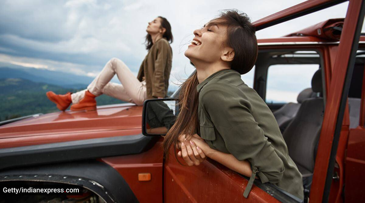 roads, road trips, planning road trip with friends, places to see near big cities, road trip options with friends, squad goals, travelling, lesser-known destination options for road trips, indian express news