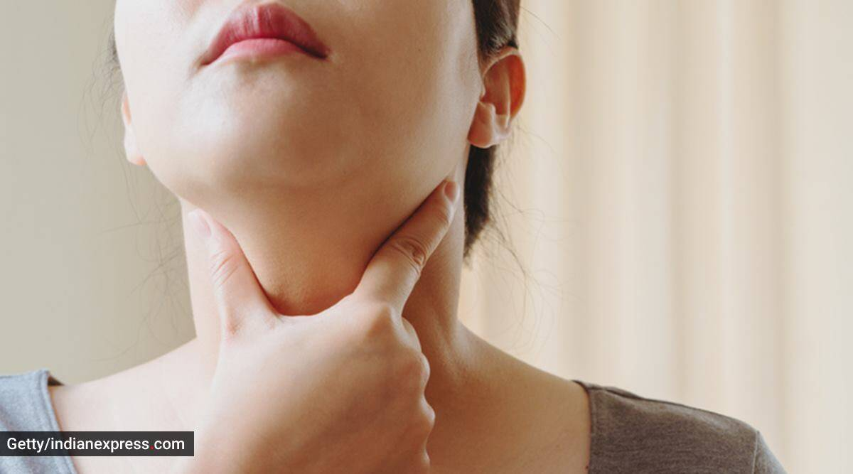 thyroid, what is thyroid, what causes thyroid, hormonal imbalance, thyroid issues in the body, how to take care of thyroid issues, stress and thyroid, indian express news