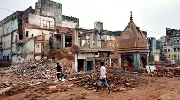 Assi Ghat, Banaras, Indian express