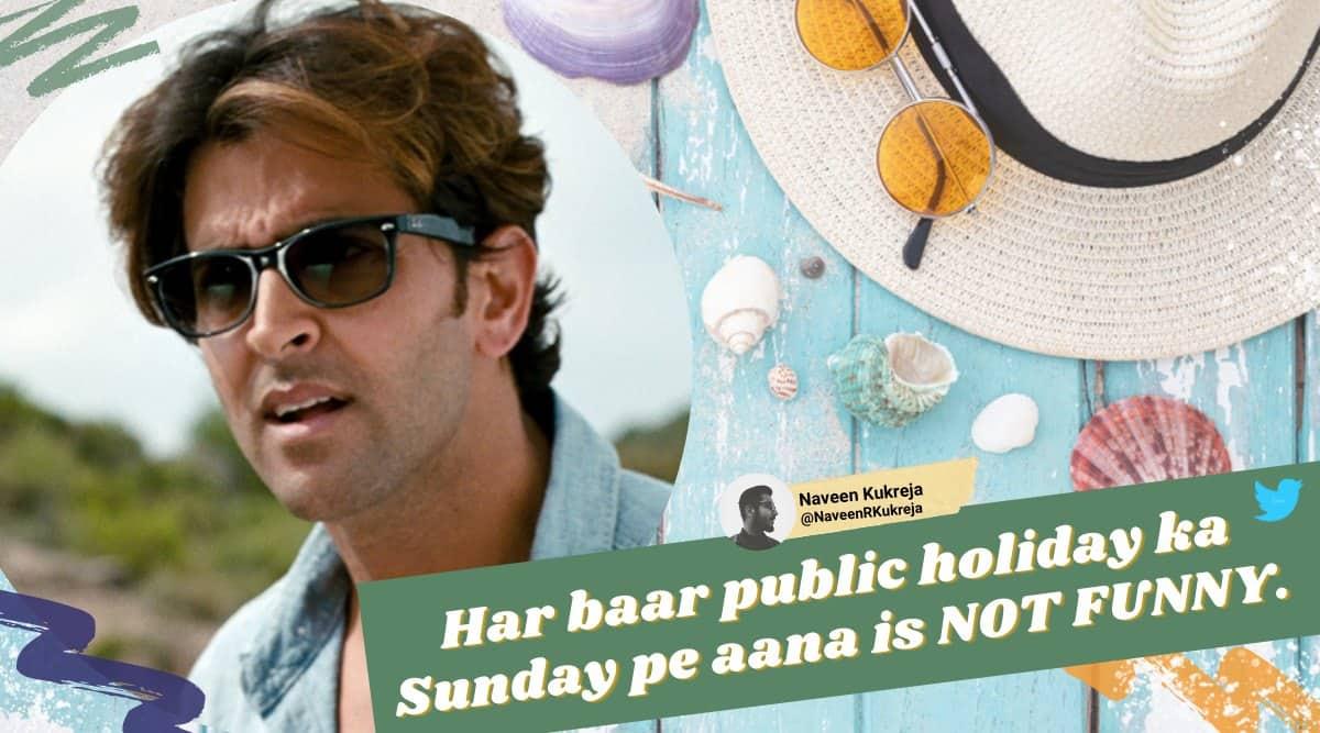 hrithik roshan, not funny memes, Zindagi Na Milegi Dobara, hrithik roshan znmd memes, hrithik memes, bollywood memes, viral news, indian express