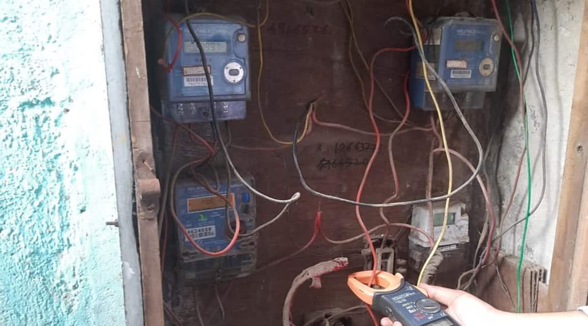 AEML, power theft