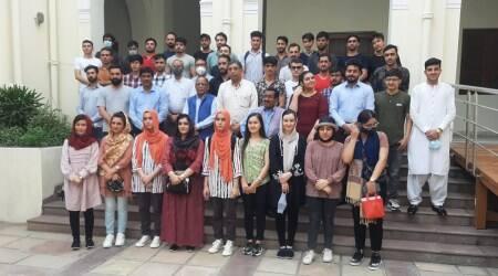 delhi university, Afghanistan crisis, Afghan students