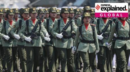 Indonesia, army, female soldiers, gender, virginity tests, Indian express, indian express news, Human rights watch, world news, indian express explained