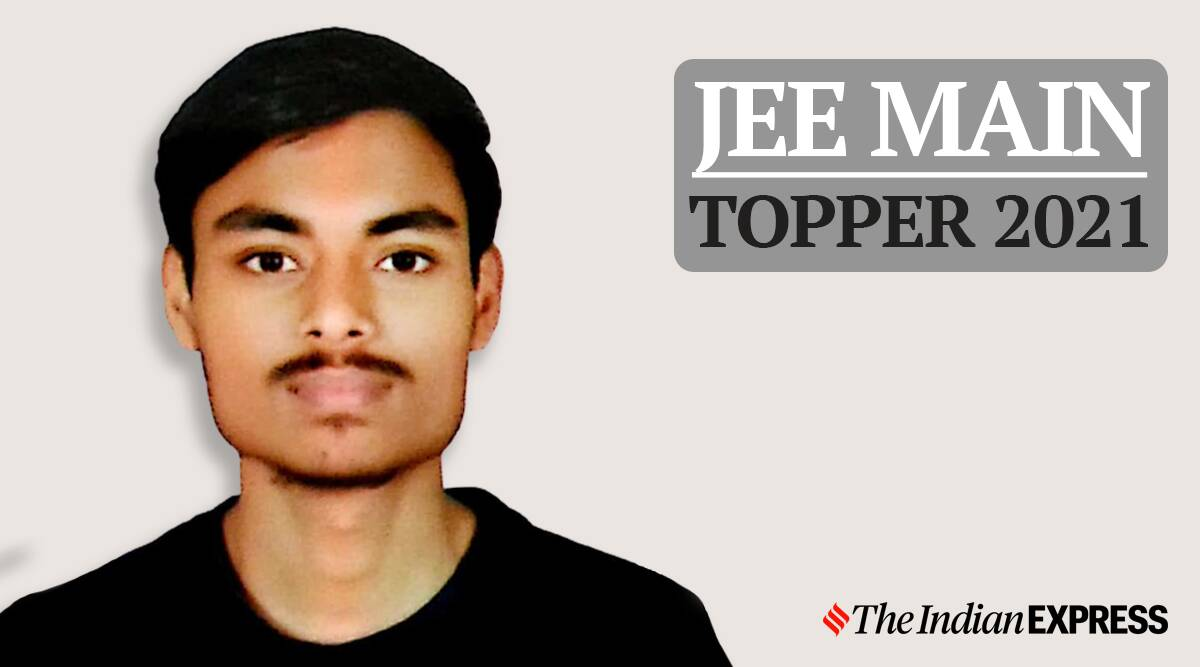 JEE main topper 2021, JEE Main Rajasthan topper