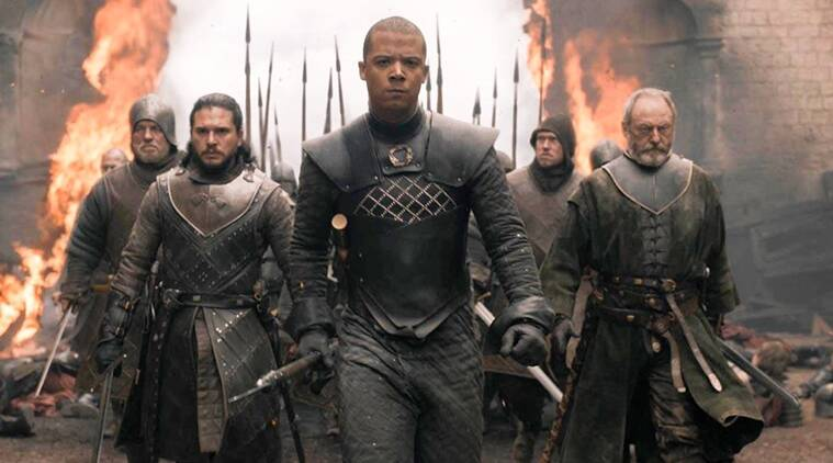 Jacob Anderson unsullied game of thrones