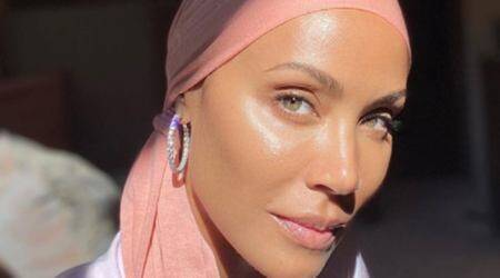 Jada Pinkett Smith, Jada Pinkett Smith news, Jada Pinkett Smith tattoo, Jada Pinkett Smith new tattoo, Jada Pinkett Smith Sita tattoo, Jada Pinkett Smith new tattoo meaning, indian express news