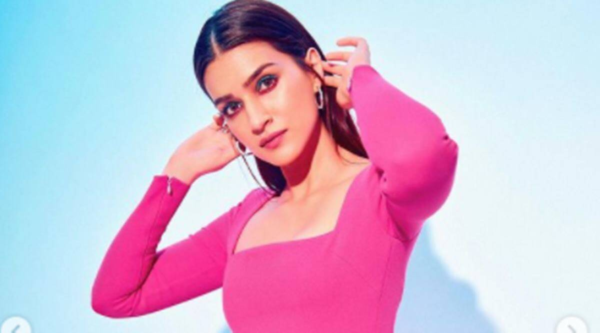 Kriti Sanon, Kriti Sanon news, Kriti Sanon weight gain, Kriti Sanon weight loss, Kriti Sanon Mimi, Kriti Sanon fitness routine, Kriti Sanon fitness routine for Mimi, celebrity fitness, indian express news