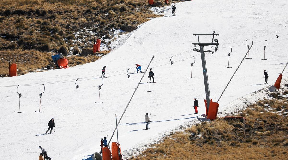 Skiing in Africa, Skiing in Africa Lesotho, Skiing in Africa Covid-19