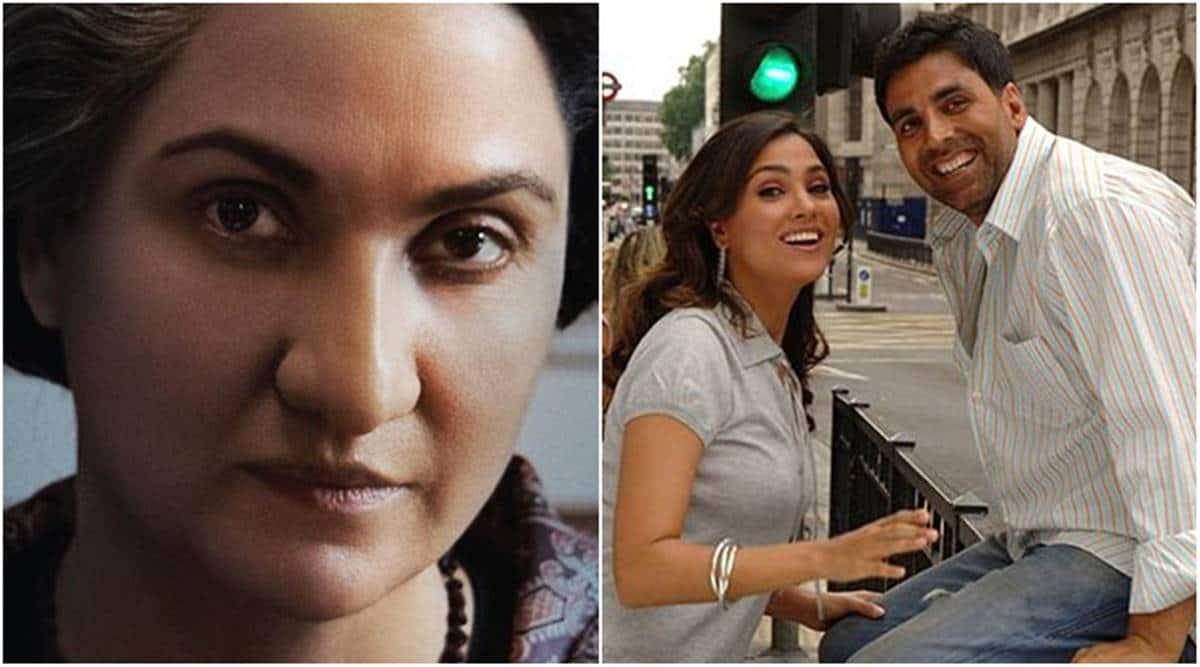 Lara Dutta on Akshay Kumar and her film Bellbottom