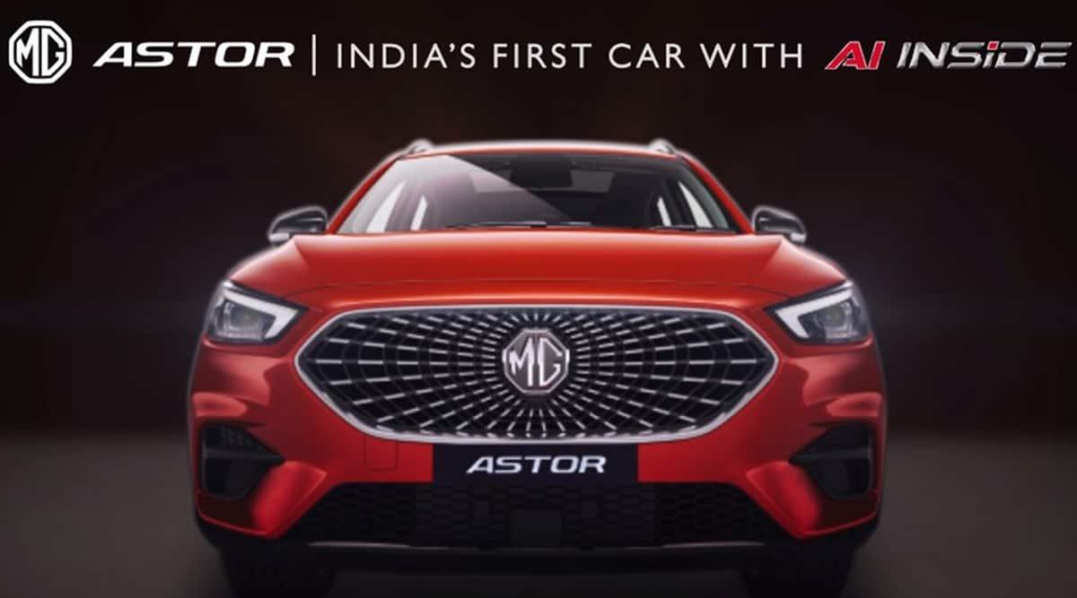 MG Astor, MG Astor SUV, MG Astor news