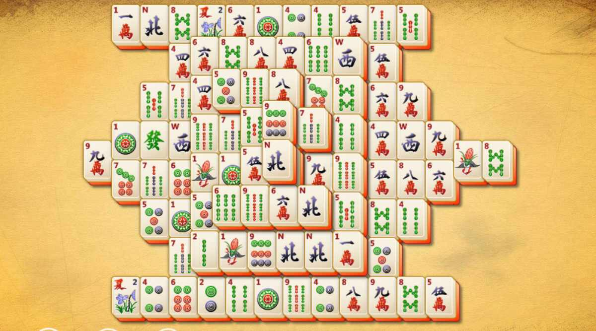 Mahjong, online games, board games, online board games,