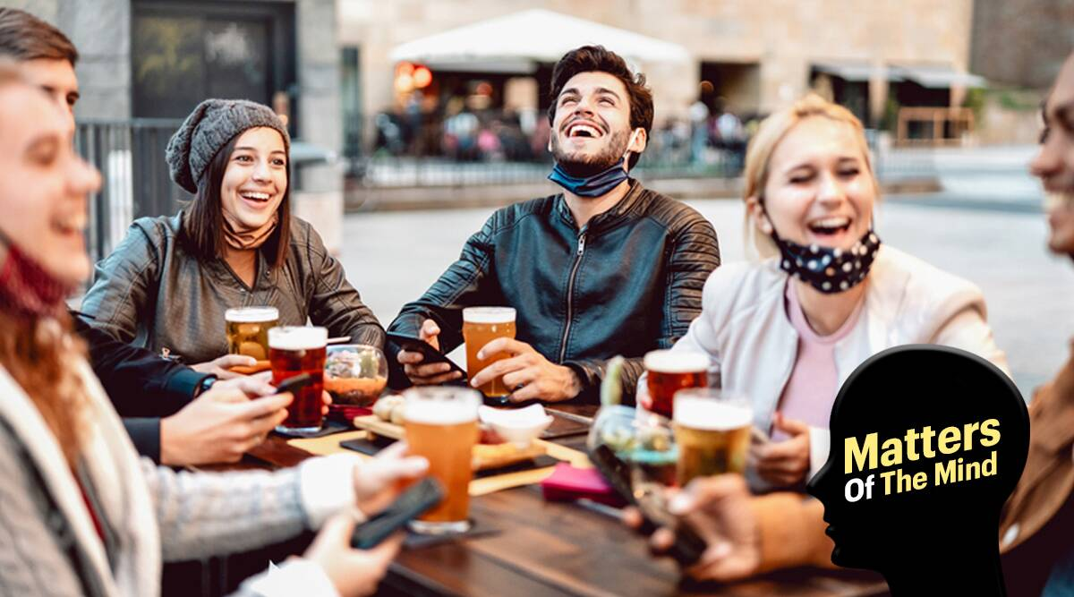 matters of the mind, Covid-19, Covid-19 impact on friendships, how has Covid-19 changed friendships, how Covid-19 defined friendships, how do you define friends and friendships, true friendships, indian express news