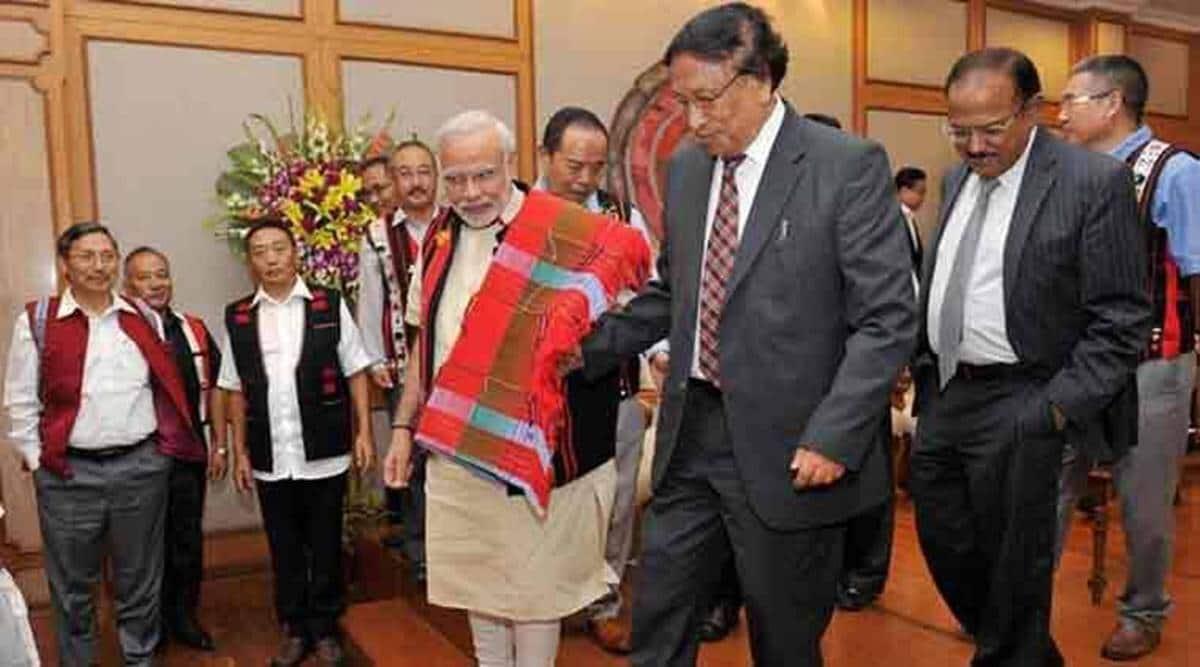 NSCN-IM Calls for Shutdown in Naga Areas of Manipur Against Indian Government's 'Silence' Over Framework Agreement