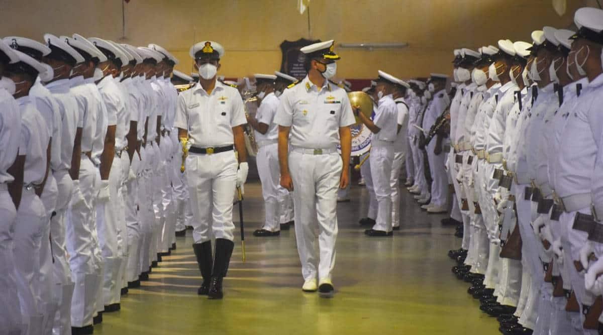 ins shivaji, ins shivaji lonavala, indian navy, coast guard, pune news, pune latest news, pune today news, pune local news, new pune news, latest pune news