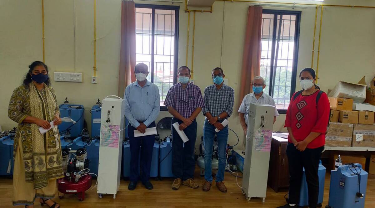 Amid warnings about Covid third wave, Pune start-up starts supplying oxygen enrichment units