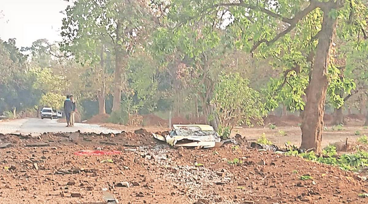 Police survey Dantewada villages: 'Do Naxals hold meetings? Do they stay here? Yes or No?'
