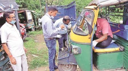 Dhanbad judge death, Jharkhand judge killing, officer suspended, Pathardih police station suspended, Dhanbad judge death, Jharkhand judge death, Hemant Soren, Jharkhand news, Indian Express