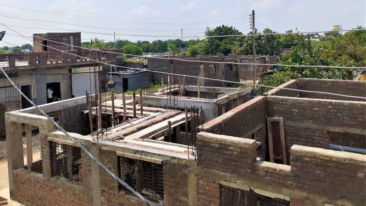 VMC, Vadodara municipal corporation, vadodara, vadodara police, PMAY housing draw, Gujarat news, Indian express news, indian express