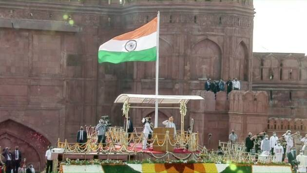 PM Modi India Independence Day
