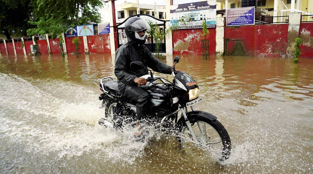 Rajasthan: No respite for Hadoti yet as heavy rainfall to continue