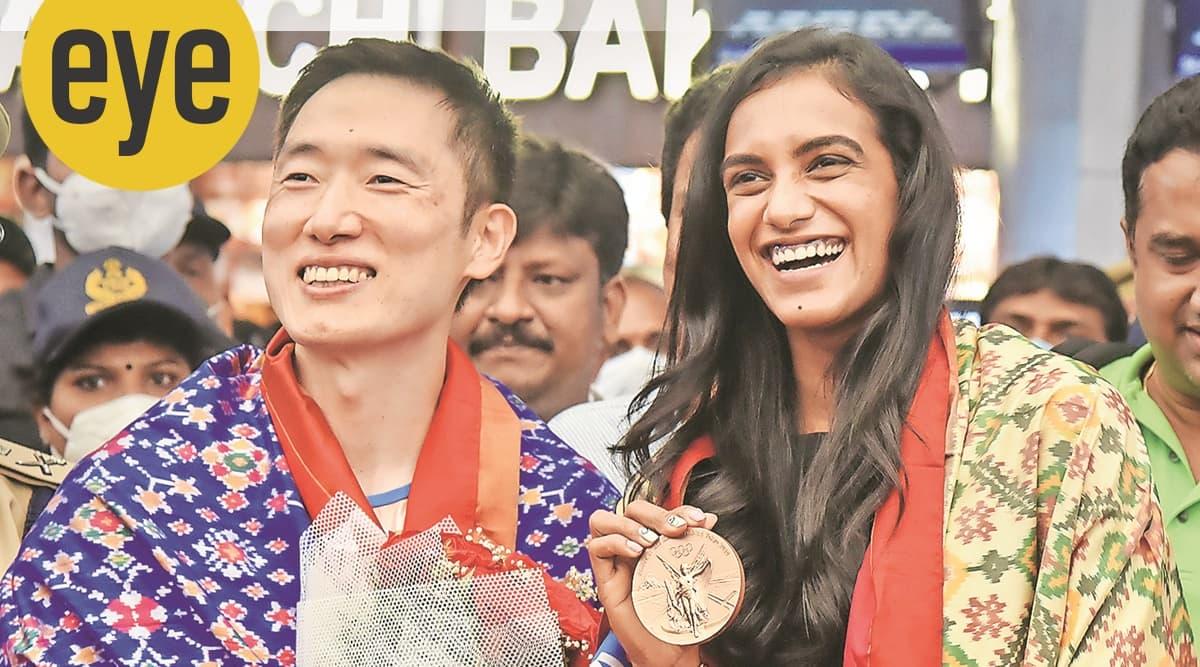 PV Sindhu, PV Sindhu news, PV Sindhu olympics, PV Sindhu news, tokyo olympics 2020, tokyo olympics india news, indianexpress.com, PV Sindhu medals, PV Sindhu badminton, badminton news, sunday eye, eye 2021,