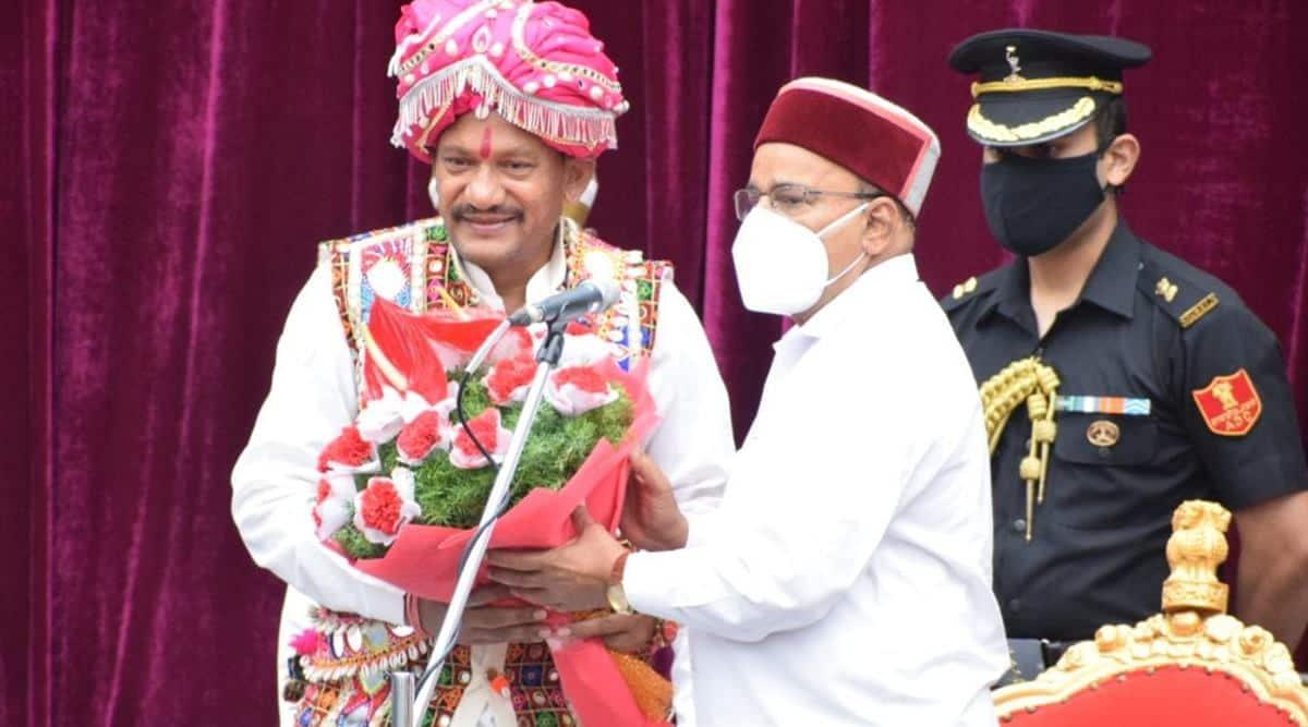 Lambanis, Lambani community, Lambani community dress, Lambani community attire, Lambani community culture, Lambani community Karnataka, Prabhu Bhamla Chavan news, indian express news